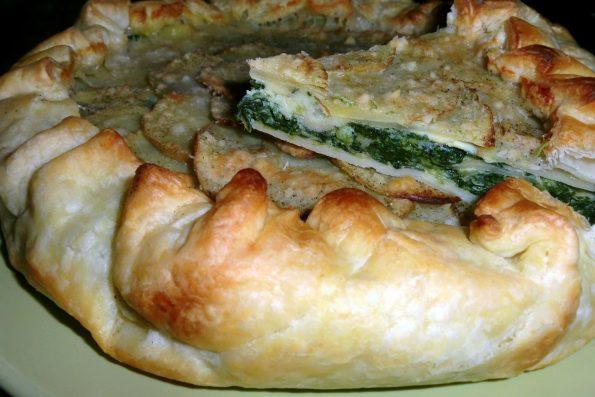 TortaSpinaciPatate