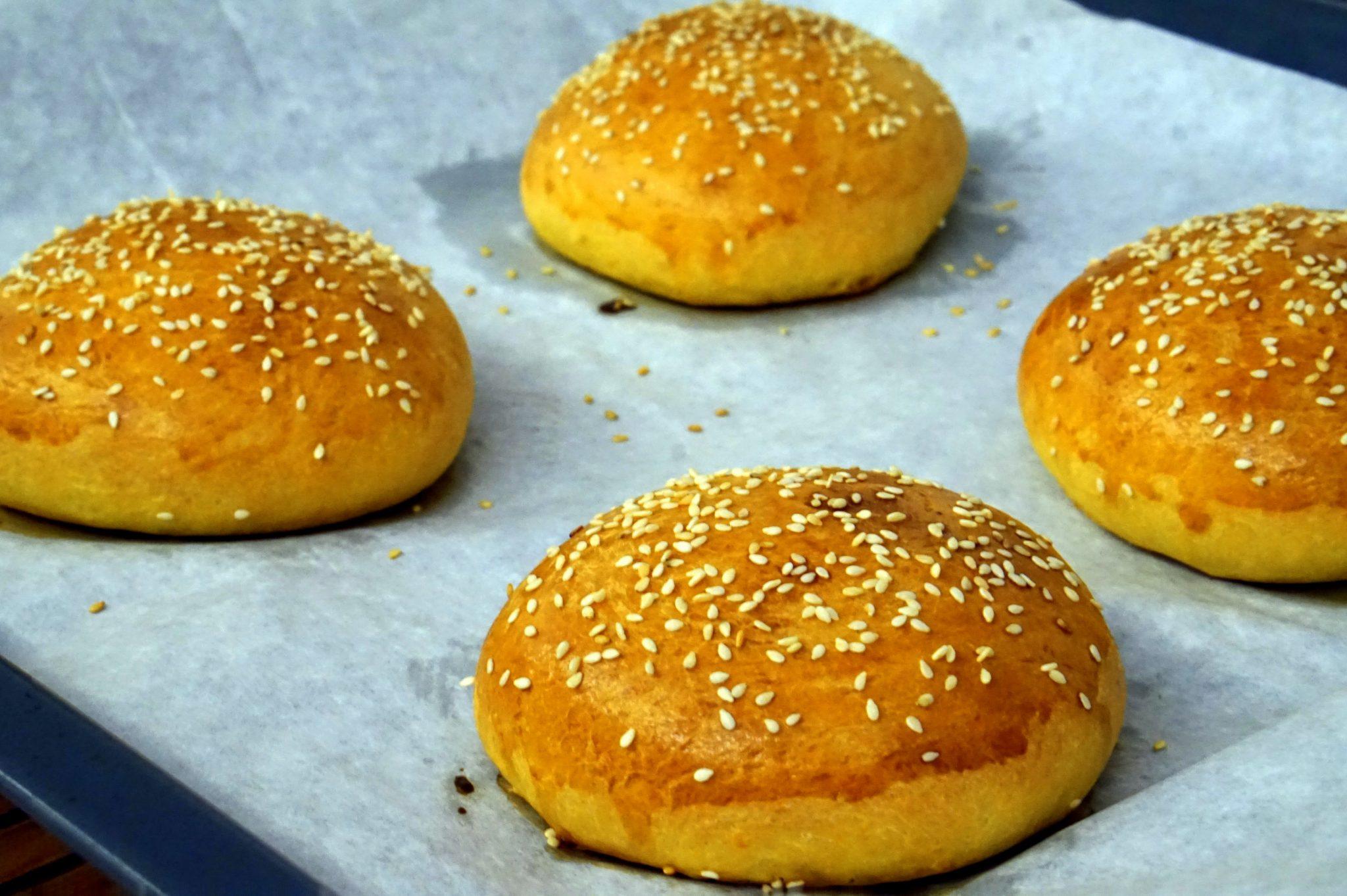 Ben noto Panini per Hamburger Homemade - Fun&Food PQ57