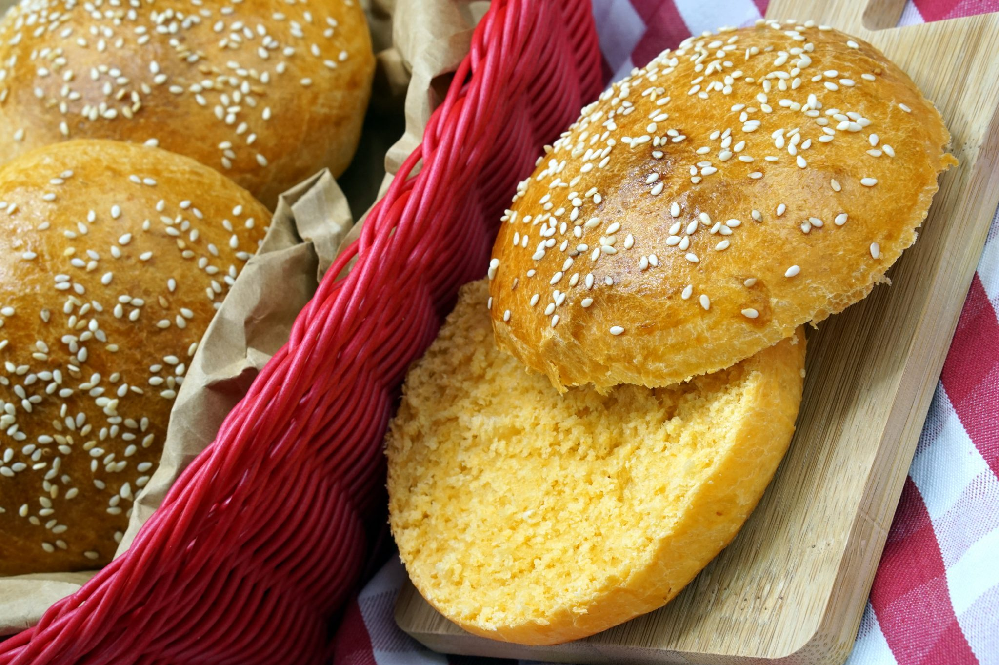 Top Panini per Hamburger Homemade - Fun&Food ZX91